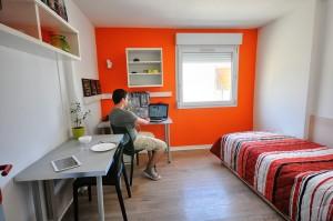 residence-etudiante-lobservatoire-montpellier:studiosimplerouge